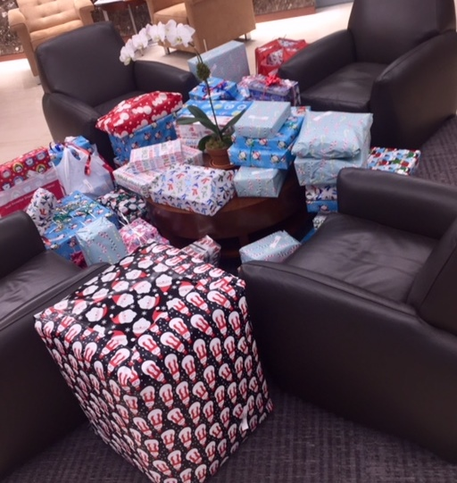 Winter Wishes Gifts Ready for delivery.